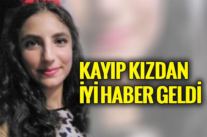 Mersin Tarsus'ta Kaybolan Lise Öğrencisi Kız Çocuğu Bulundu