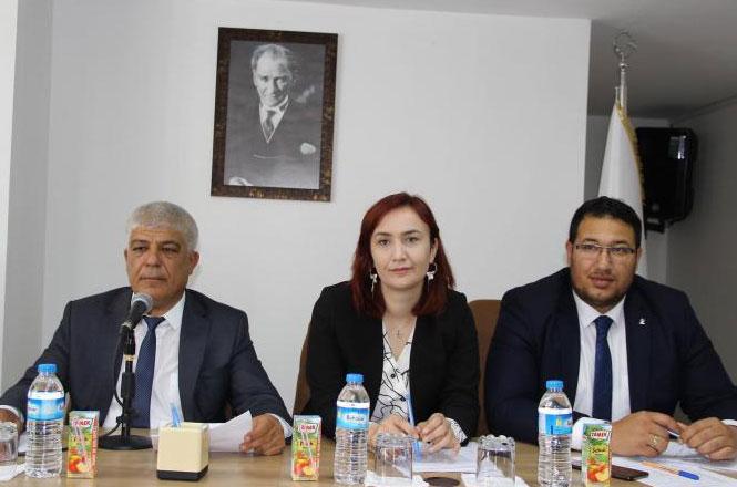 Silifke Belediye Meclisi İlk Toplantısını Yaptı