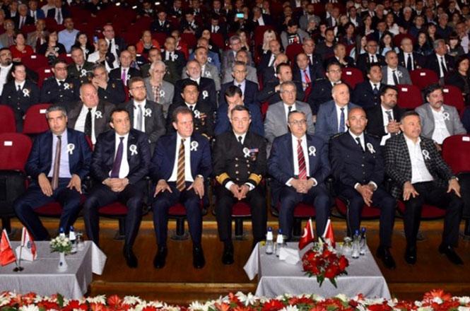 Türk Polis Teşkilatı'nın 174. Yıldönümü Vali Su'nun da Katıldığı Törenle Kutlandı
