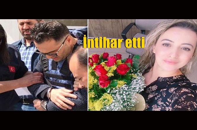 Mersin'de Öldürülen Eda Öğretmenin Katil Zanlısı, Cezaevinde Kendini Astı