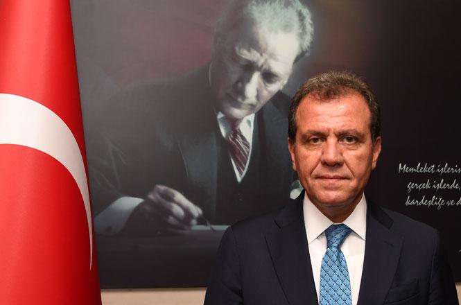 """Mersin Büyükşehir Belediye Başkanı Vahap Seçer, """"Şehitler Haftası"""" Dolayısıyla Bir Mesaj Yayımladı"""