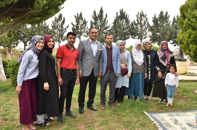 Başkan Yılmaz, Piknik Yapan Vatandaşlarla Sohbet Etti