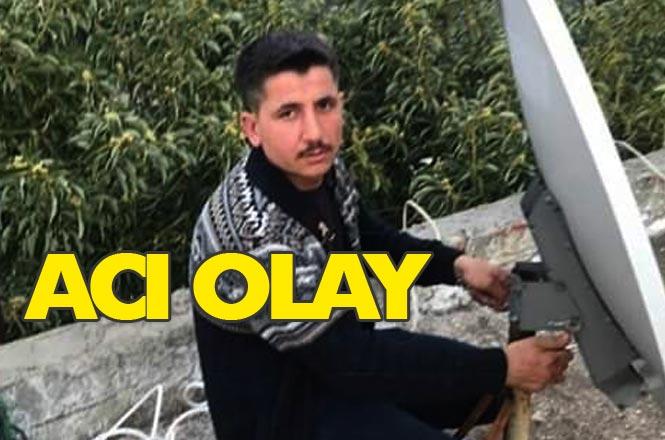 Mersin'de Asansör Bakımı Yapan Nuri Serbest İsimli Genç Adam, Kabinle Duvar Arasında Sıkışarak Hayatını Kaybetti