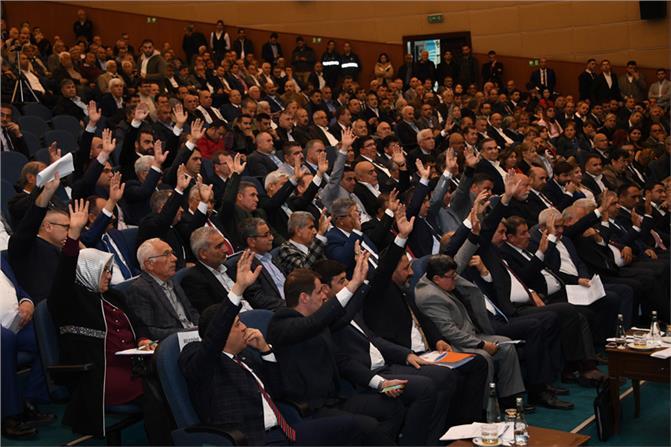 Mersin Büyükşehir'de Belediye Başkan Vekilleri ve Komisyon Üyeleri Belli Oldu