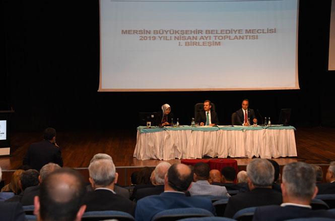 Mersin Büyükşehir'de Belediye Meclisi Başkan Vekilleri ve Komisyon Üyeleri Belli Oldu