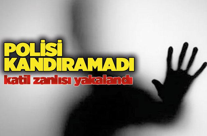 Mersin'de, Başkasının Kimliği İle Dolaşan Katil Zanlısı Polisin Dikkati Sayesinde Yakalandı