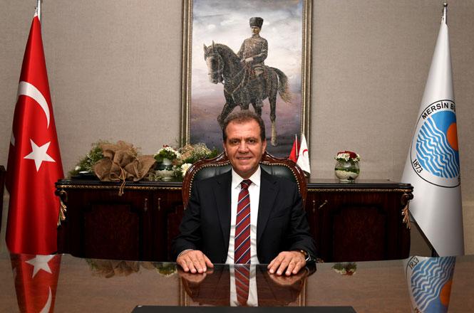 Mersin Büyükşehir Belediye Başkanı Seçer'den Berat Kandili Mesajı