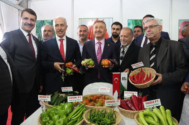 """Biber Expo Fuarı Kapılarını Açtı, Mersin'de """"Biber Expo – Biber Fuarı Tanıtım Günleri Fuarı"""""""