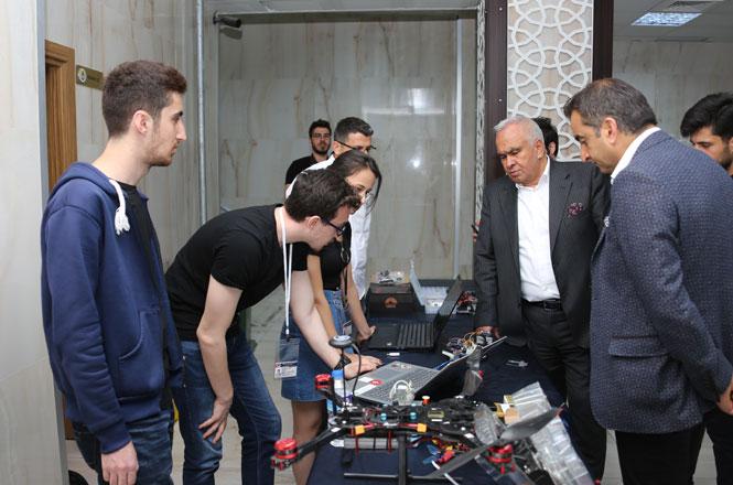 6. Geleneksel İşletmecilik ve Teknoloji Zirvesi '19, Erdemli Belediyesi Kültür Merkezinde Başladı