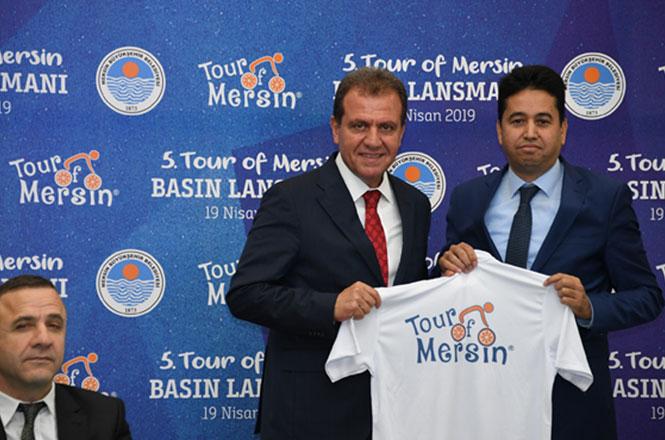 Tour Of Mersin Heyecanı Başlıyor, 25 Nisan'da Başlaycak ve 4 Gün Sürecek