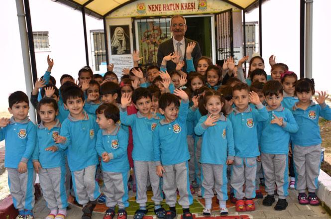 Başkan Dr. Haluk Bozdoğan'ın 23 Nisan Ulusal Egemenlik ve Çocuk Bayramı Mesajı