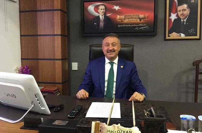 Milletvekili Özkan'dan, Kutlama Mesajı