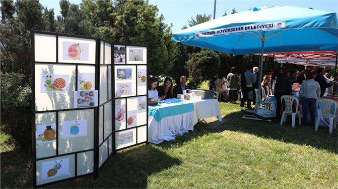 Çocukların Festivali; Mersin Çocuk Festivali Başladı Mersin'de Erken Bayram