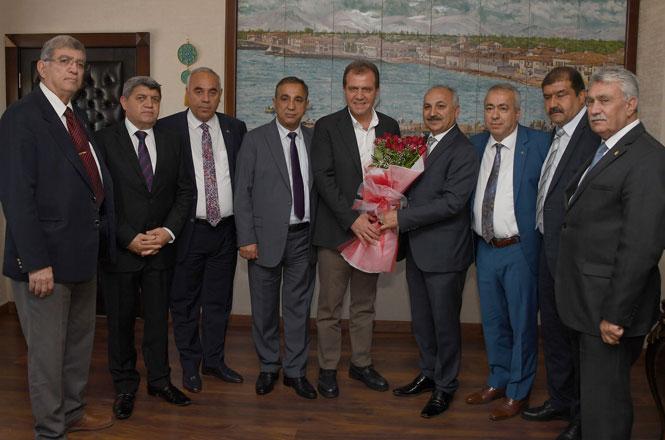 Mersin'de 'Esnaf Masası' Müjdesi