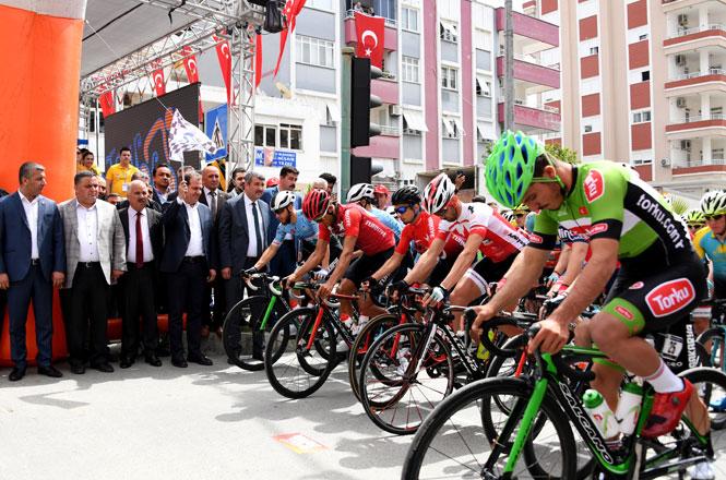 Tour Of Mersin Anamur'dan Start Aldı, Tour Of Mersin'in Anamur Etabı Tamamlandı