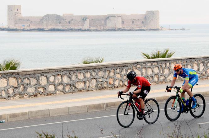 Tour Of Mersin'in En Uzun ve Zorlu Etabı Tamamlandı