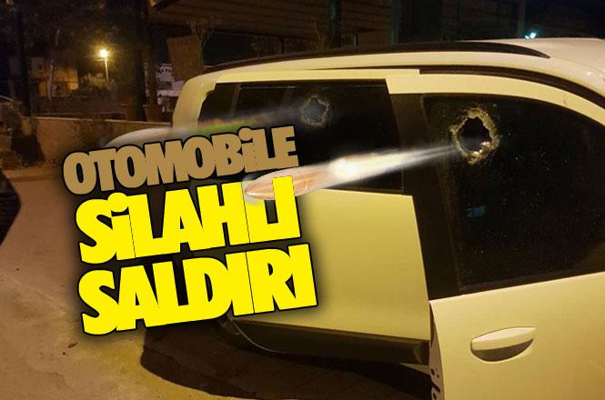 Mersin Tarsus Yeşilyurt Mahallesi Yavuz Donat Bulvarı'ndaki Park Halindeki Bir Araca Pompalı Tüfekle Saldırı