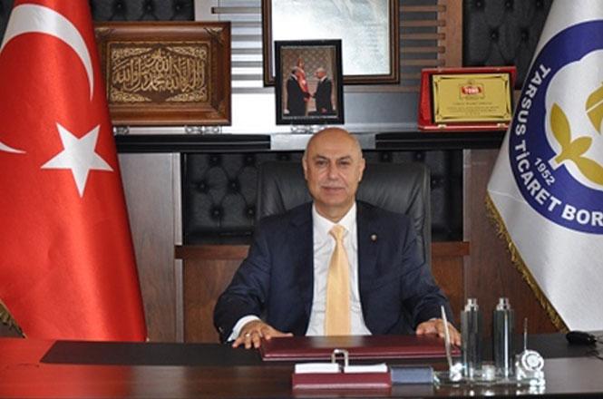 Tarsus Ticaret Borsası Başkanı Murat Kaya, 1 Mayıs Emek ve Dayanışma Günü Mesajı