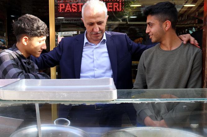 Akdeniz Belediye Başkanı Mustafa Gültak'tan 1 Mayıs Mesajı