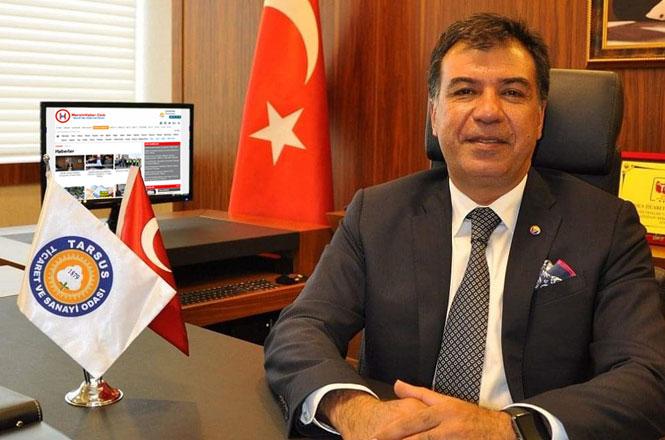 Tarsus TSO Yönetim Kurulu Başkanı H.Ruhi Koçak'ın1 Mayıs Emek ve Dayanışma GünüMesajı