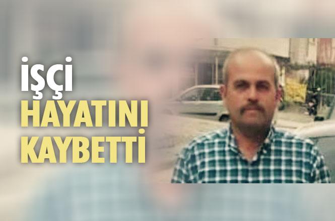 Mahmut Yıldırım İsimli Tarsus Belediye Çalışanı, Çöp Aracından Düştü, Yapılan Mahallelilere Rağmen İşçi Hayatını Kaybetti