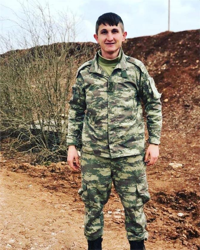 Mersin Bozyazı Kızılca Mahallesinden Uzman Çavuş Yaşar Yıldırım, havan saldırısında Ağır Yaralandı