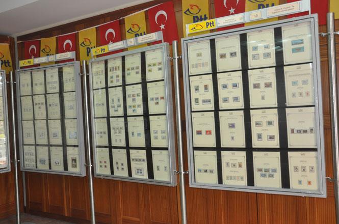 PTT Başmüdürlüğünce Mersin'de 25. Geleneksel Eshab-ı Kehf Hıdırellez Şenlikleri Kapsamında Pul Sergisi Düzenleniyor