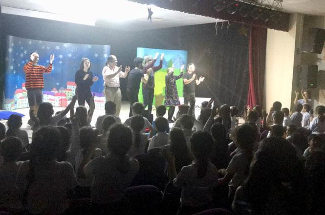 """Toroslar EDAŞ İle Mersin'de 1.000 Öğrenci """"Dünyanın Enerjisini Ben Koruyorum!"""" Dedi"""