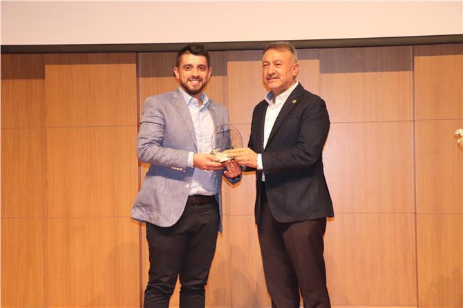 9. İş ve Kariyer Fuarı Mersin'de Gerçekleştirildi, En Çok İstihdam Sağlayan Firma Ödülü Arbel'e