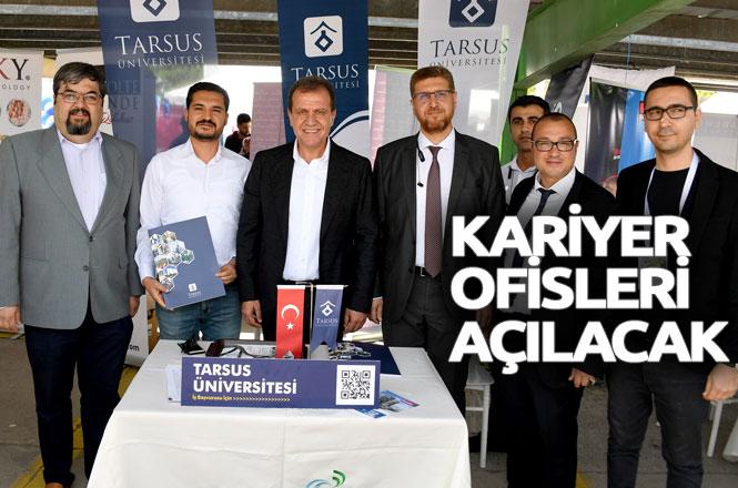 Mersin'de İstihdam Konusunda Yeni Hamle, İş Arayanlar İçin Kariyer Ofisleri Açılacak