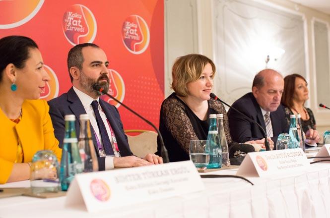 """Türkiye'de Bir İlk! Koku ve Tat Zirvesi Başladı """"Kokunuz İmzanızdır"""""""