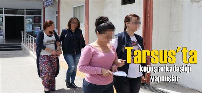 Mersin'de Kuyumcuya Sahte Künye Satan 2 Kadın Yakalandı
