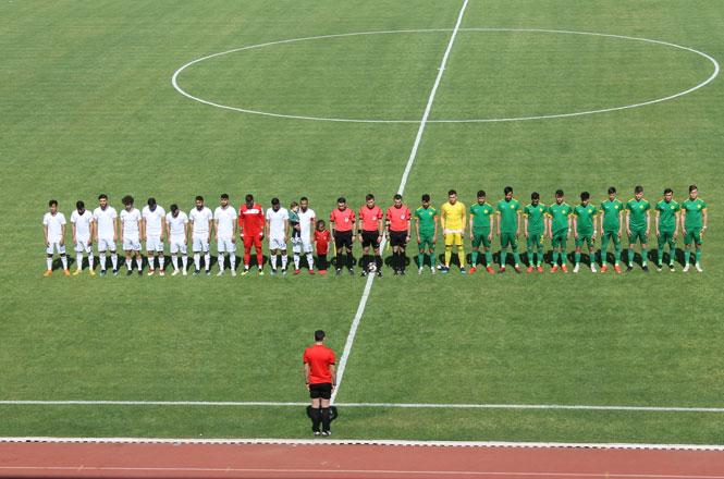 Tarsus İdmanyurdu Sezonun Son Maçını Farklı Kazandı