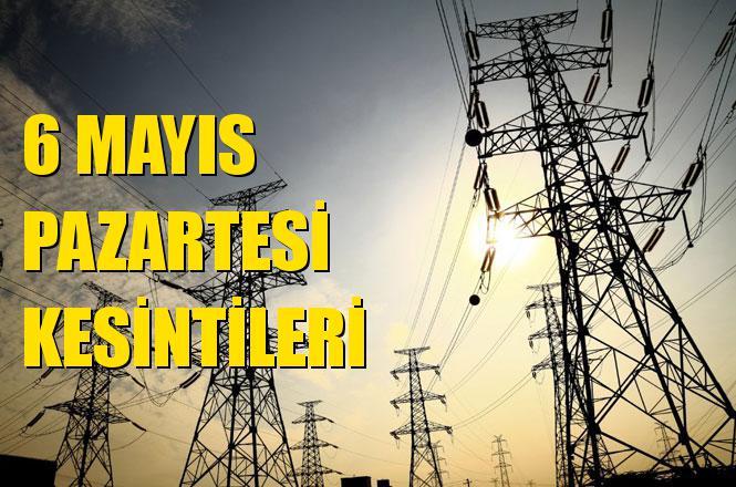 Mersin Elektrik Kesintisi 6 Mayıs Pazartesi Kesintileri