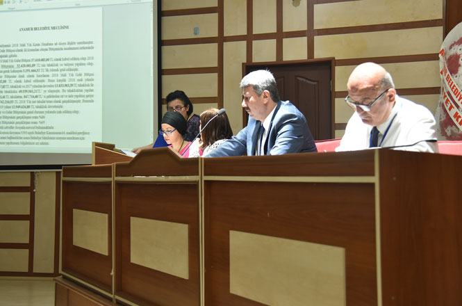 Anamur Belediyesi Mayıs Ayı Meclis Toplantısını Yapıldı