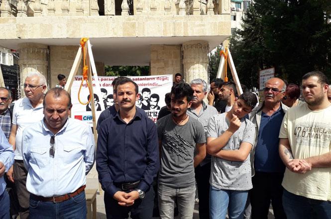 Deniz Gezmiş ve Arkadaşları, CHP Tarsus Gençlik Kolları Tarafından Anıldı