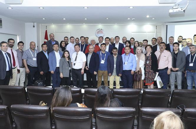Türkçe Konuşan Girişimciler Mersin'de