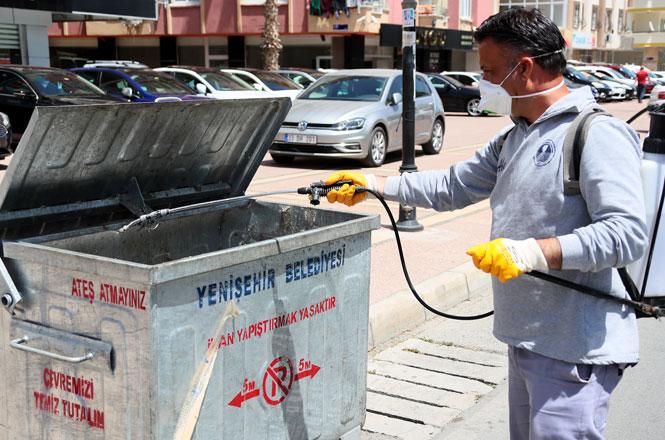Mersin'de Haşere Gruplarında Kullanılan İlaçlar Doğal Hayat ve Biyolojik Dengeye Uyumlu