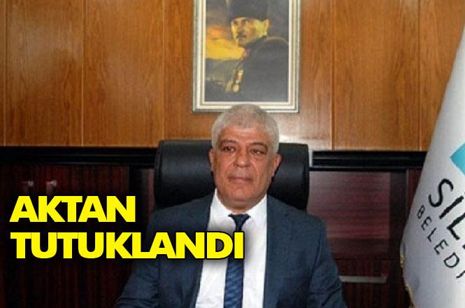 Silifke Belediye Başkanı Mücahit Aktan Tutuklandı