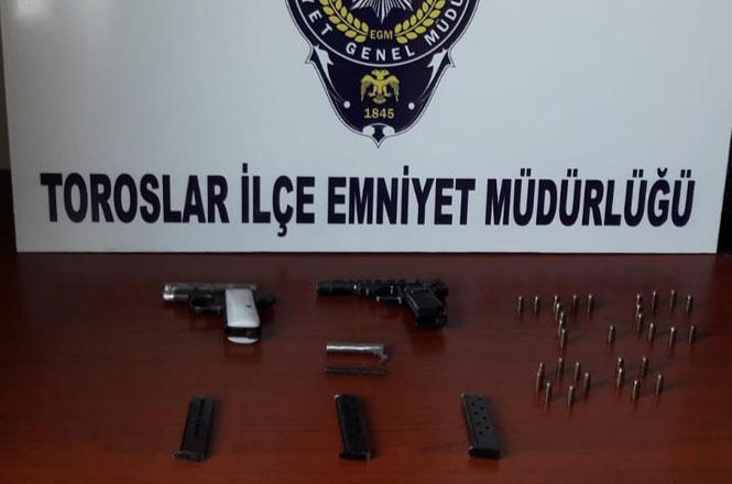 Mersin İl Emniyet Müdürlüğü Ekiplerince Yürütülen Çalışmalarda 258 Kişi Hakkında Yasal İşlem Yapıldı