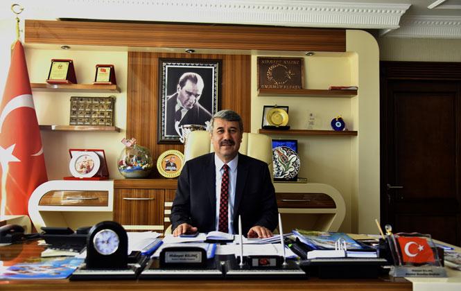 Anamur Belediye Başkanı Hidayet Kılınç'tan Engelliler Haftası Mesajı