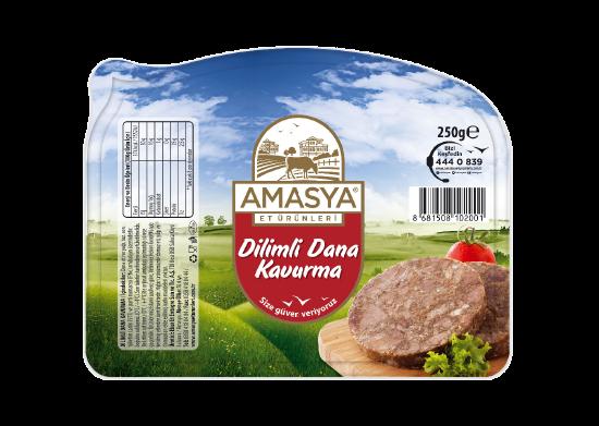 Kavurma Amasya Et 250 g
