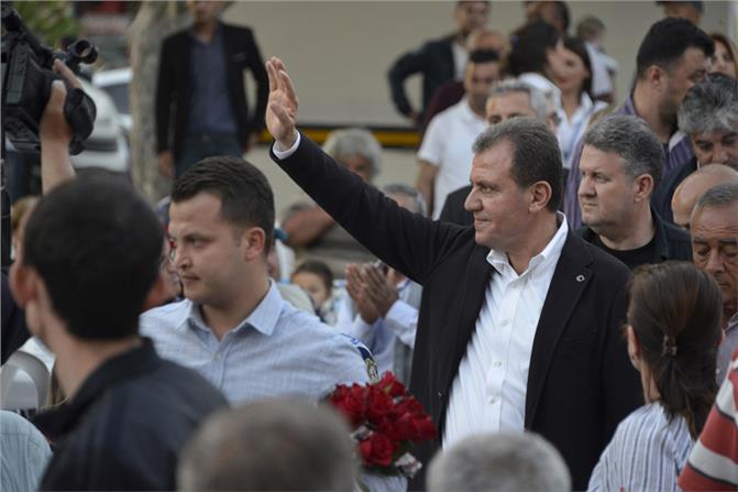 Başkan Seçer, Silifkelilerle İftar Sofrasını Paylaştı