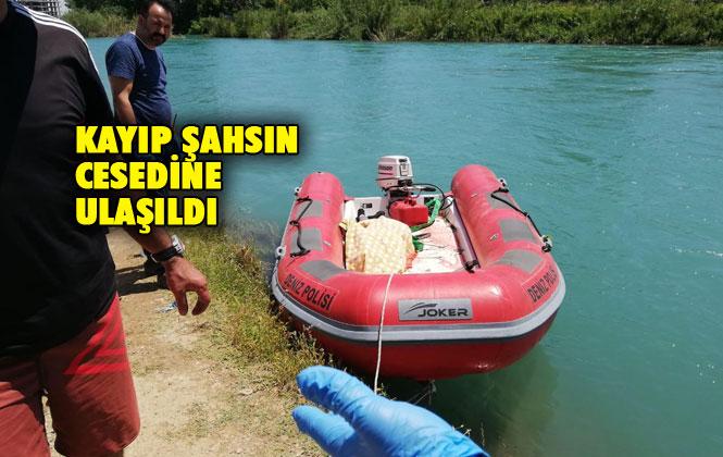 Önceki Gün Nehirde Bir Ceset Görüldüğü İhbarı Yapılmıştı, Mersin Tarsus'ta Berdan Nehri'nde Sazlıklara Sıkışmış Halde Erkek Cesedi Bulundu
