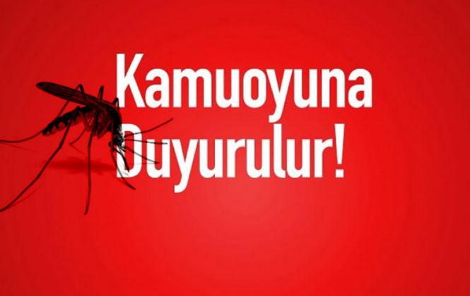 Mersin Büyükşehir Belediyesinden Haşere İle Mücadele Konusunda Kamuoyu Duyurusu