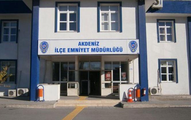 Akdeniz İlçe Emniyet Müdürlüğü Suçlulara Göz Açtırmıyor