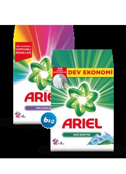 Toz Deterjan Ariel 6 kg