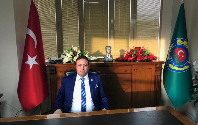 Tarsus Ziraat Odası Başkanı Veyis Avcı, Pamuk Üreticisi Mağdur Edilmesin