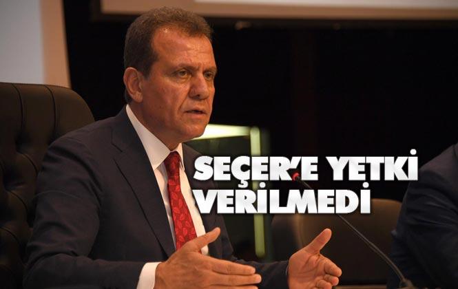 Mersin Büyükşehir Belediye Meclisi Başkan Seçer'e Borçlanma Yetkisi Vermedi