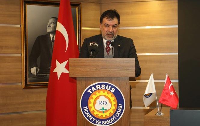 Tarsus TSO Başkanı Koçak'tan 19 Mayıs Kutlama Mesajı